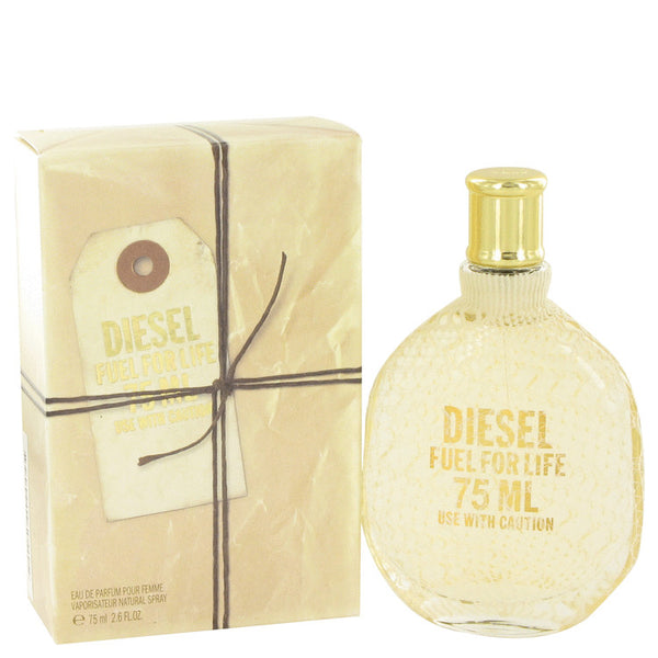 Eau De Parfum Spray 2.5 oz, Fuel For Life by Diesel