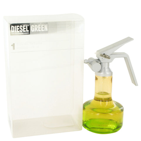 Eau De Toilette Spray 2.5 oz, Diesel Green by Diesel