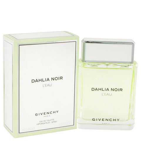 Eau De Toilette Spray 4.2 oz, Dahlia Noir L`eau by Givenchy
