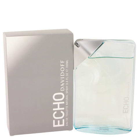 Eau De Toilette Spray 3.4 oz, Echo by Davidoff