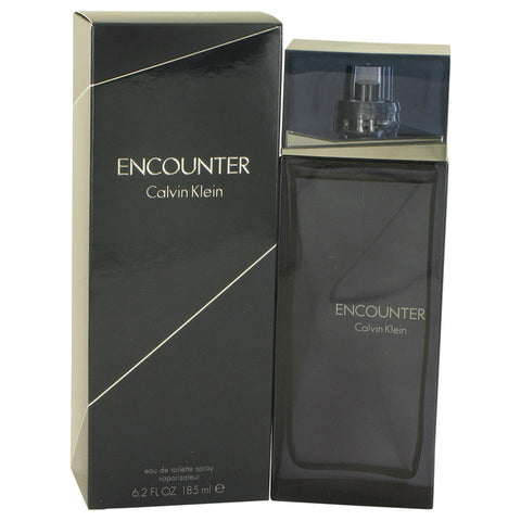 Eau De Toilette Spray 6.2 oz, Encounter by Calvin Klein