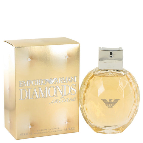 Eau De Parfum Spray 3.4 oz, Emporio Armani Diamonds Intense by Giorgio Armani