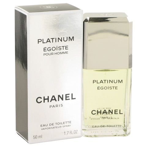 Eau De Toilette Spray 1.7 oz, EGOISTE PLATINUM by Chanel