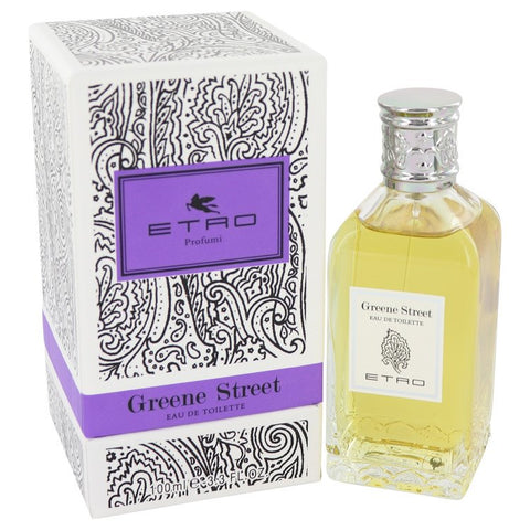 Etro Greene Street by Etro for Women. Eau De Toilette Spray (Unisex) 3.3 oz