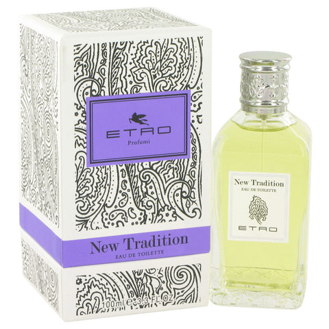 New Traditions by Etro for Women. Eau De Toilette Spray (Unisex) 3.4 oz