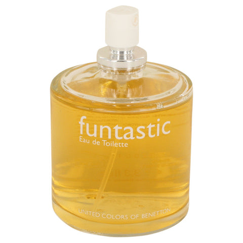 Eau De Toilette Spray (Tester) 3.4 oz, FUNTASTIC GIRL by Benetton