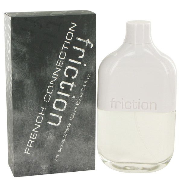 Eau De Toilette Spray 3.4 oz, FCUK Friction by French Connection
