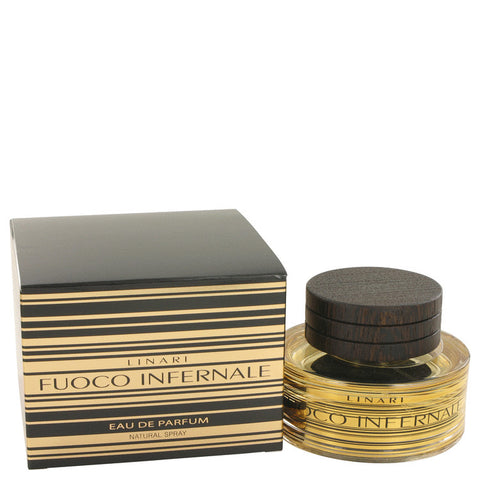 Fuoco Infernale by Linari for Women. Eau De Parfum Spray 3.4 oz