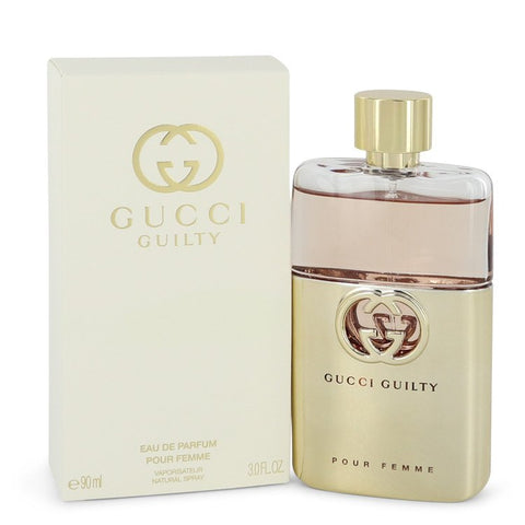 Gucci Guilty Pour Femme by Gucci for Women. Eau De Parfum Spray 3 oz
