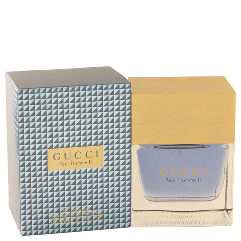 Eau De Toilette Spray 3.4 oz, Gucci Pour Homme II by Gucci