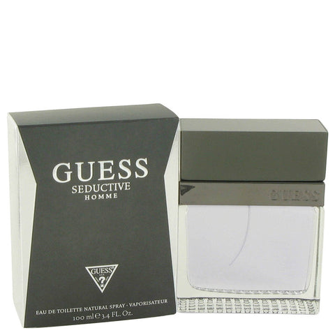 Eau De Toilette Spray 3.4 oz, Guess Seductive by Guess
