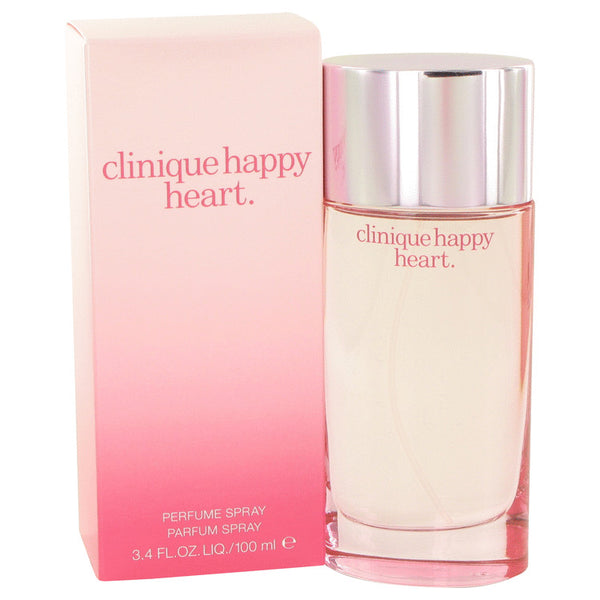 Eau De Parfum Spray 3.4 oz, Happy Heart by Clinique