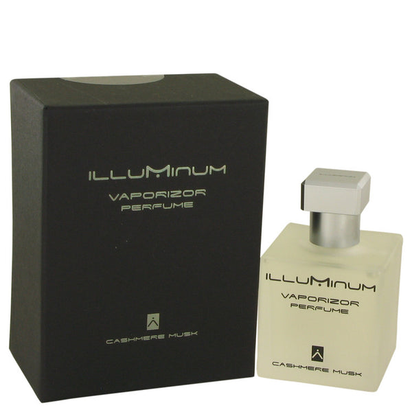 Eau De Parfum Spray 3.4 oz, Illuminum Cashmere Musk by Illuminum