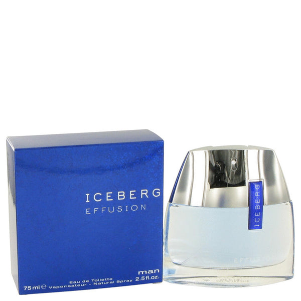 Eau De Toilette Spray 2.5 oz, ICEBERG EFFUSION by Iceberg
