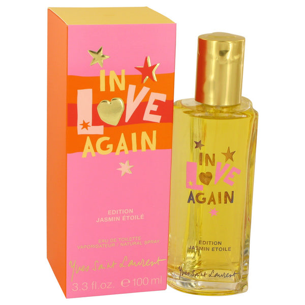 Edition Jasmin Etole Eau De Toilette Spray 3.4 oz, In Love Again by Yves Saint Laurent