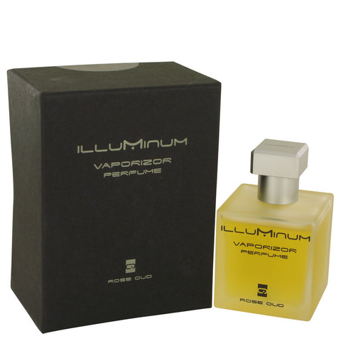 Eau De Parfum Spray 3.4 oz, Illuminum Rose Oud by Illuminum