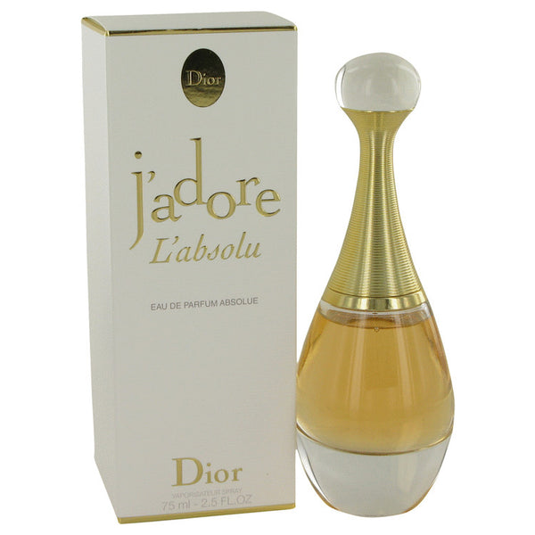 Eau De Parfum Spray 2.5 oz, Jadore L`absolu by Christian Dior