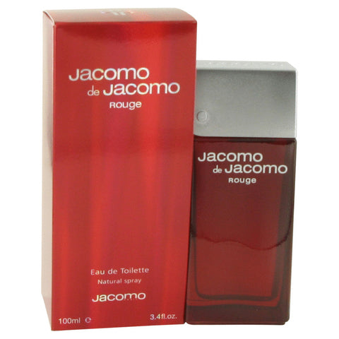Eau De Toilette Spray 3.4 oz, JACOMO DE JACOMO ROUGE by Jacomo