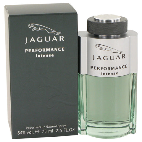 Eau De Toilette Spray 2.5 oz, Jaguar Performance Intense by Jaguar