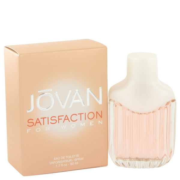 Eau De Toilette Spray 1.7 oz, Jovan Satisfaction by Jovan