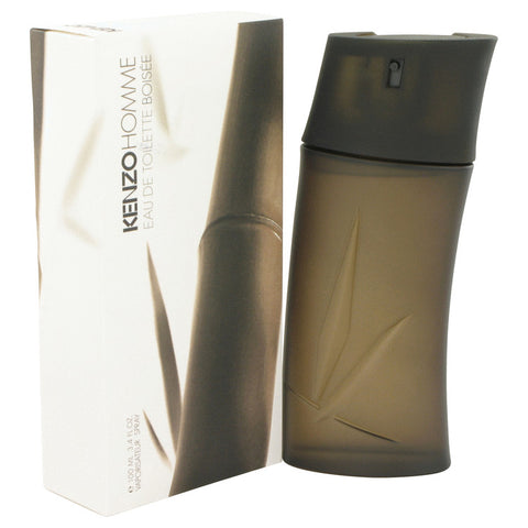 Kenzo Homme Boisee (woody) by Kenzo for Men. Eau De Toilette Spray 3.4 oz