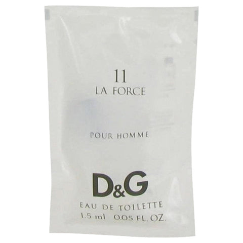 Vial (sample) .05 oz, La Force 11 by Dolce & Gabbana