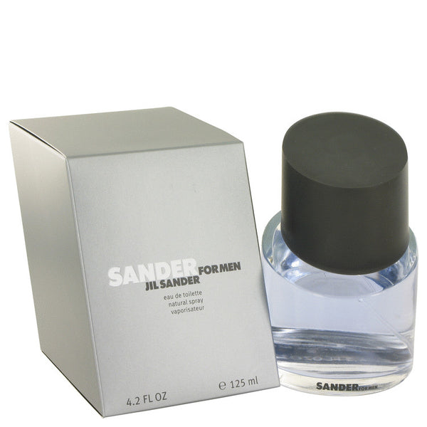 Eau De Toilette Spray 4.2 oz, Sander by Jil Sander