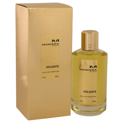 Mancera Holidays by Mancera for Women. Eau De Parfum Spray (Unisex) 4 oz