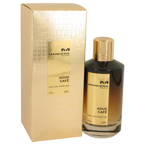 Mancera Aoud Café by Mancera for Women. Eau de Parfum Spray (Unisex) 4 oz
