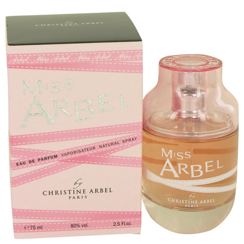 Eau De Parfum Spray 2.5 oz, Miss Arbels by Christine Arbel