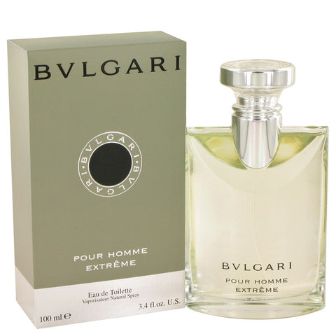 Eau De Toilette Spray 3.4 oz, BVLGARI EXTREME (Bulgari) by Bvlgari