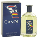 Canoe by Dana for Men. Eau De Toilette / Cologne 4 oz