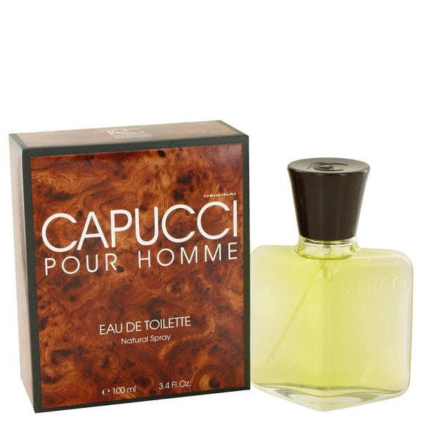 Eau De Toilette Spray 3.4 oz, CAPUCCI by Capucci