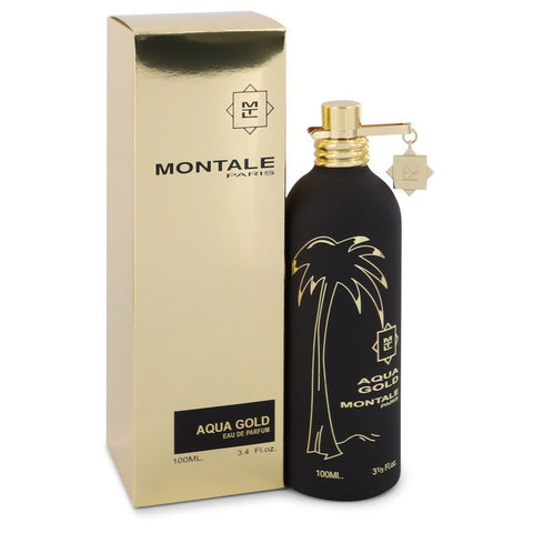Montale Aqua Gold by Montale for Women. Eau De Parfum Spray 3.4 oz