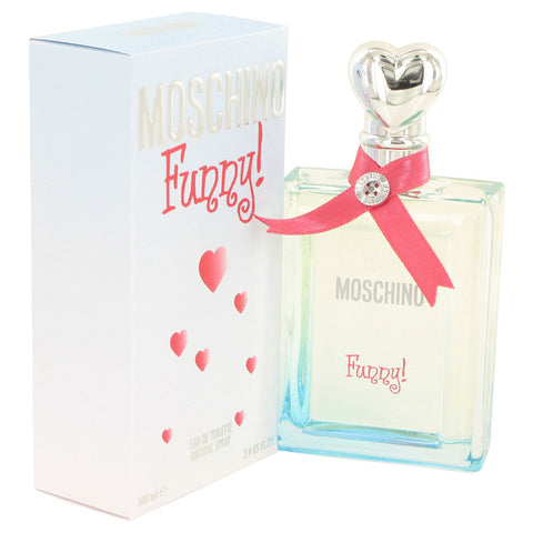 Eau De Toilette Spray 3.4 oz, Moschino Funny by Moschino