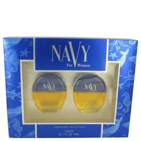 Gift Set (Two 1 oz Cologne Sprays), NAVY by Dana