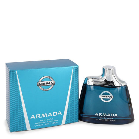 Nissan Armada by Nissan for Men. Eau De Parfum Spray 3.4 oz