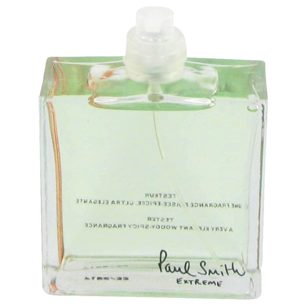 Eau De Toilette Spray (Tester) 3.3 oz, Paul Smith Extreme by Paul Smith