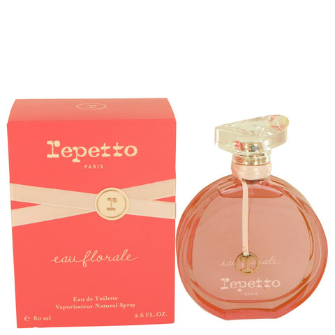 Eau De Toilette Spray 2.6 oz, Repetto Eau Florale by Repetto