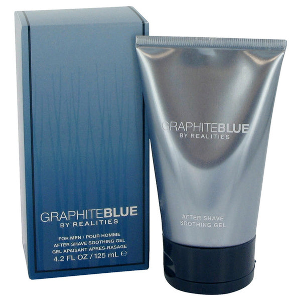 After Shave Soother Gel 4.2 oz, Realities Graphite Blue by Liz Claiborne