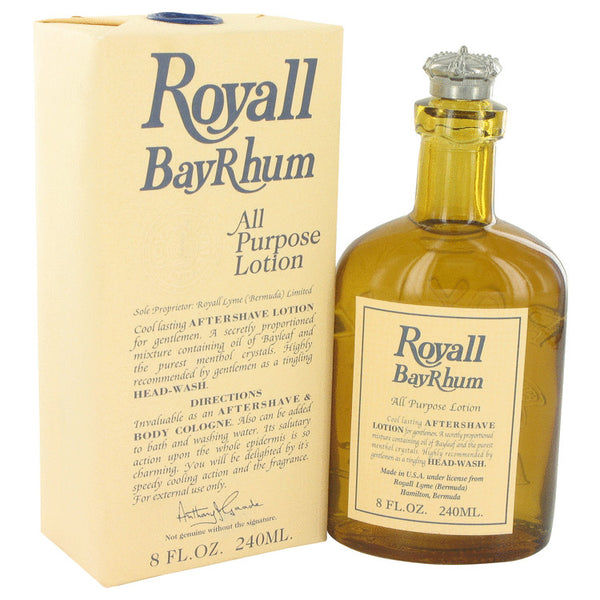 All Purpose Lotion / Cologne 8 oz, Royall Bay Rhum by Royall Fragrances