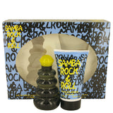 Gift Set (3.4 oz Eau De Toilette Spray + 4.4 Shower Gel), Samba Rock & Roll by Perfumers Workshop