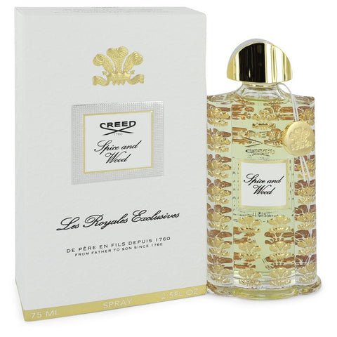 Spice And Wood by Creed for Women. Eau De Parfum Spray (Unisex) 2.5 oz