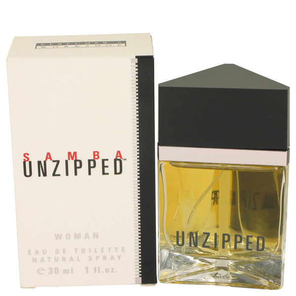 Eau De Toilette Spray 1 oz, SAMBA UNZIPPED by Perfumers Workshop