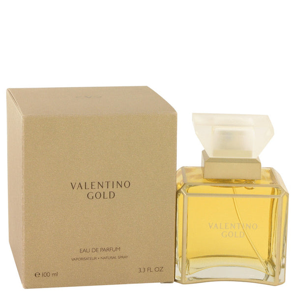 Eau De Parfum Spray 3.3 oz, Valentino Gold by Valentino
