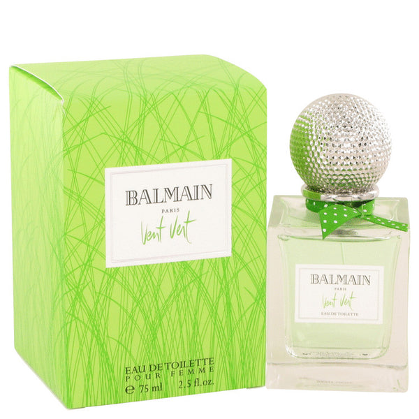 Eau De Toilette Spray 2.5 oz, Vent Vert by Pierre Balmain