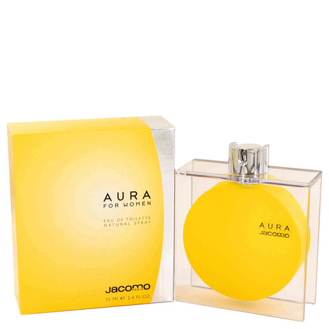 Eau De Toilette Spray 2.4 oz, AURA by Jacomo