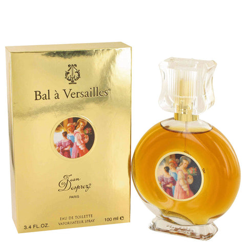 Eau De Toilette Spray 3.4 oz, BAL A VERSAILLES by Jean Desprez