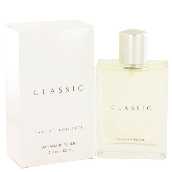 Eau De Toilette Spray (unisex) 4.2 oz, BANANA REPUBLIC Classic by Banana Republic