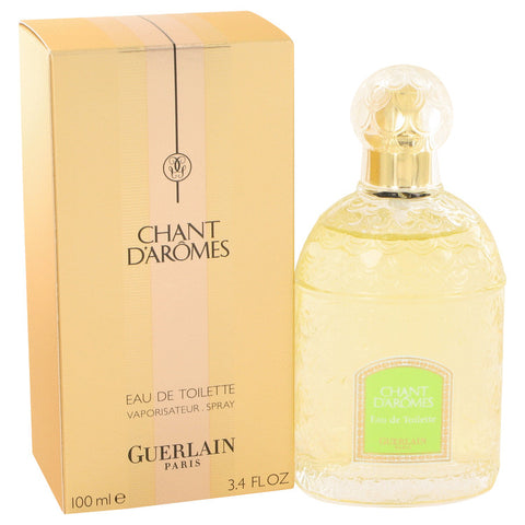 Eau De Toilette Spray 3.4 oz, CHANT D`AROMES by Guerlain